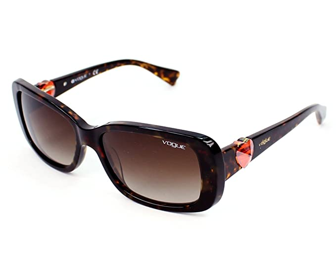 Amazon.com: anteojos de sol Vogue VO 2791 S W65613 acetato ...