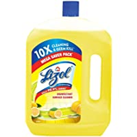 Lizol Disinfectant Floor Cleaner Citrus, 2 L