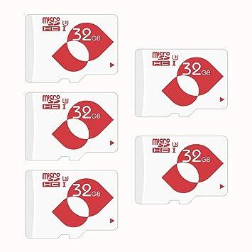 mengmi Tarjeta Micro SD 32GB Tarjeta Memoria Gopro TF Tarjeta ...