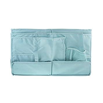 BXT Studenten Betttasche Bett-Utensilo Aufwahrungstasche Bettablage aus 600D Oxford Tuch Aufbewahrungsbeh/älter Organizer Behalter f/ür Hochbett Blau
