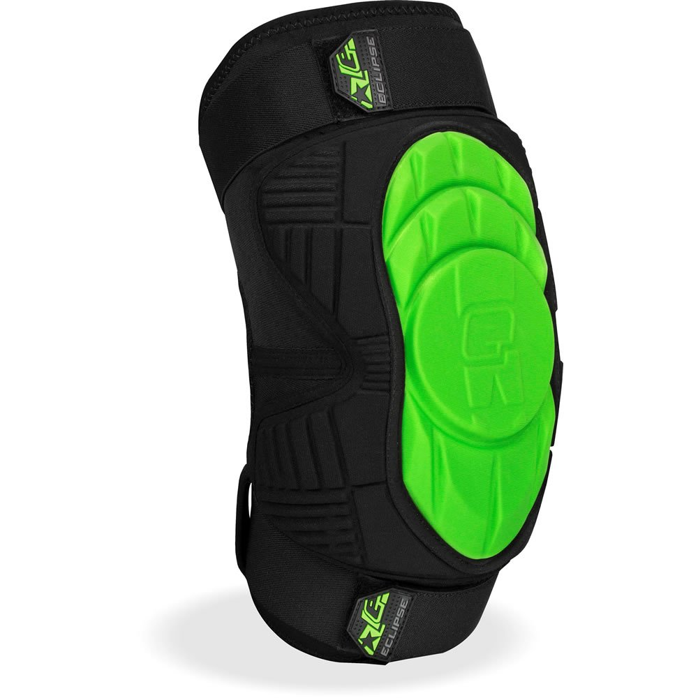 Planet Eclipse Paintball Knee Pads - HD Core (Large) by Planet Eclipse