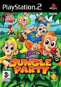 Sony Buzz! Locura en la jungla - PS2 vídeo - Juego (PlayStation 2, Rompecabezas, EC (Niños)): Amazon.es: Videojuegos