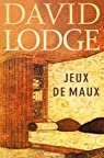 Jeux de maux par David Lodge
