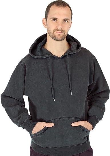 Men's Fleece Hoodie Sweatshirt Premium Quality Cotton Heavyweight Pullover NEW