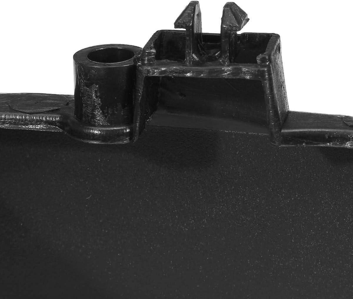 Color : Left Startseite Seitenr/ückspiegel Geh/äuse Rahmen-Fl/ügel-Spiegel-Abdeckung Trim for Passat B7 CC for Jetta MK6 for Beetle for EOS for Scirocco