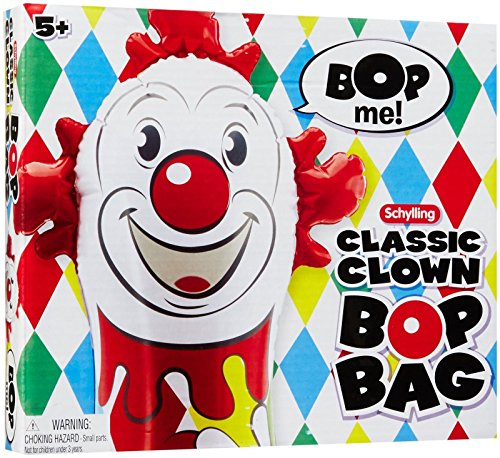 Schylling Classic Clown Bop ()