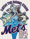 information tickets - 1984 New York Mets Season Ticket Information Book Jesse Orosco, Darryl Strawberry, and Keith Hernandez