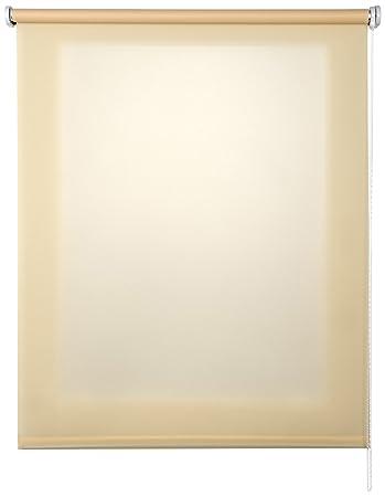 Tende A Rullo 100 X 250.Estores Collection Tenda A Rullo Translucent Vaniglia 100 X 250 Cm