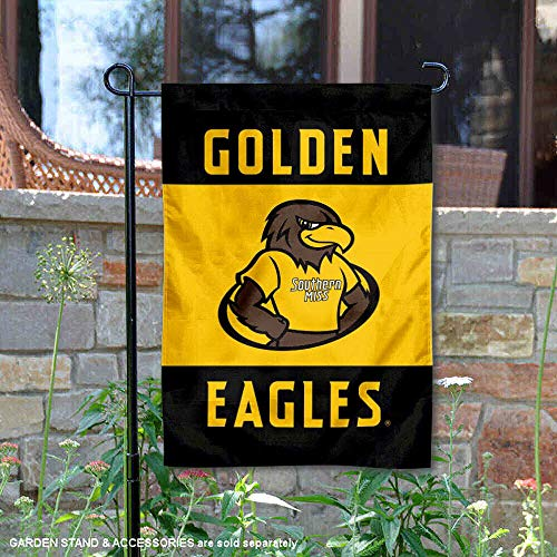 College Flags and Banners Co. University of Southern Mississippi Garden Flag