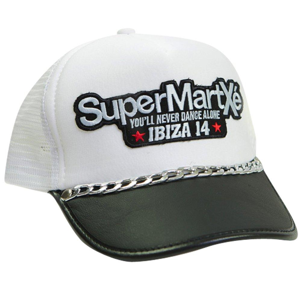 SuperMartxe Ibiza: Gorra de Camionero Marca Ibiza 14 - Blanco ...