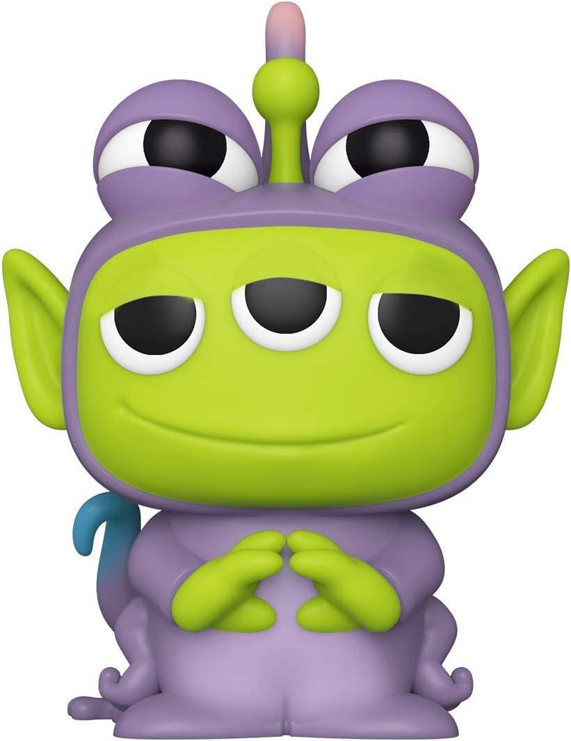 Funko Pop! Disney: Pixar Alien Remix - Randall, Multicolor, 3.75 inches (48365)