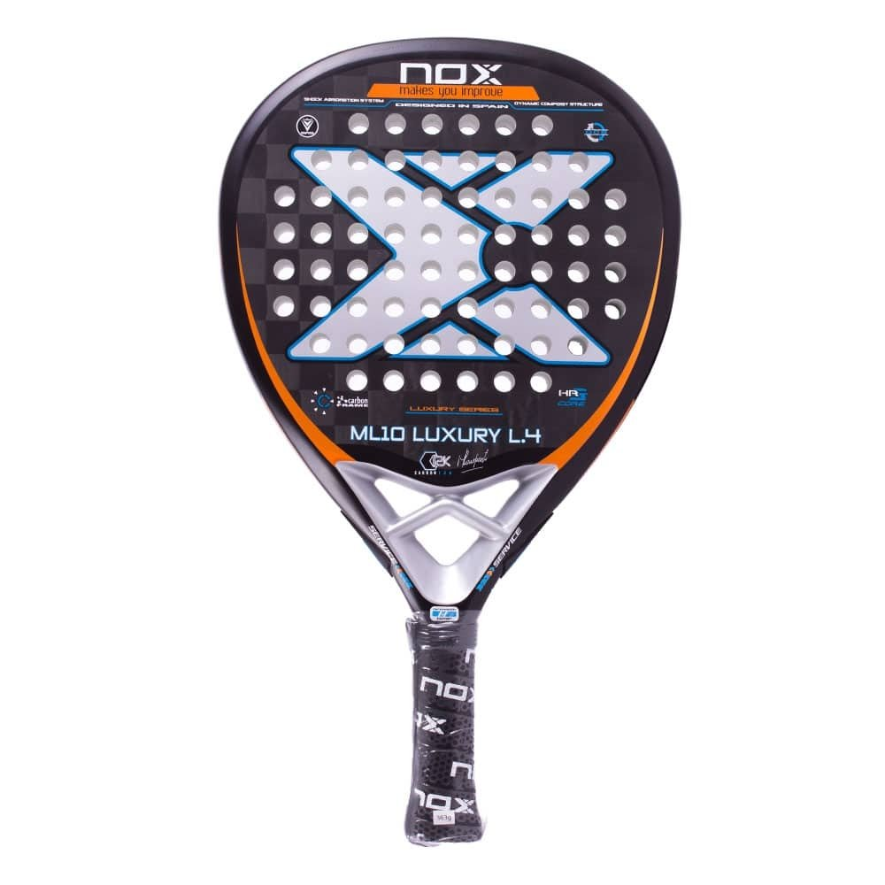 NOX ML10 LUXURY L4 PLATA: Amazon.es: Deportes y aire libre