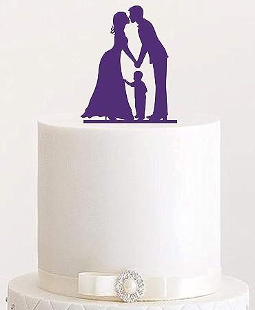 Cake Topper 23 Acryl Tortenstecker Tortenfigur Hochzeitstorte