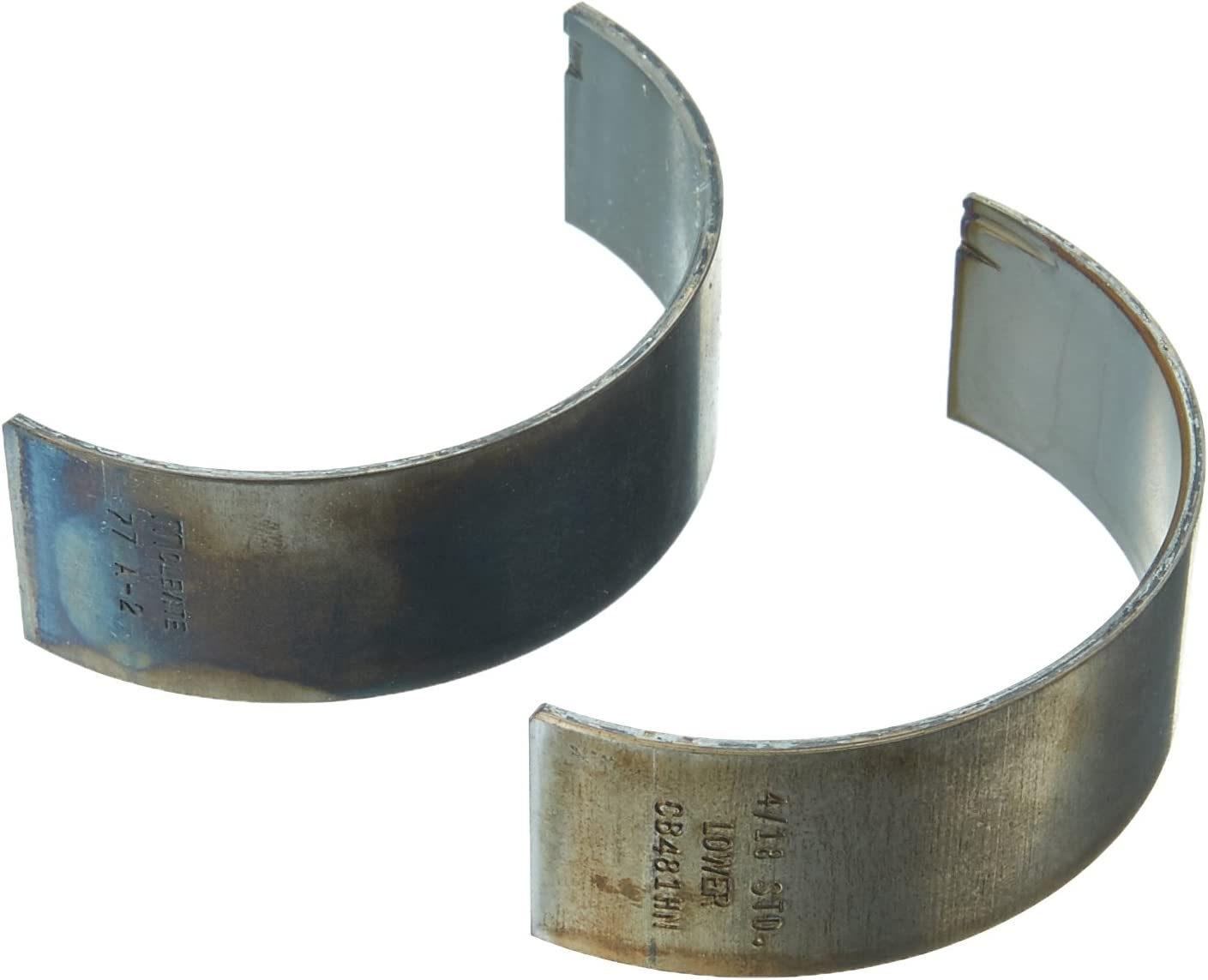 .010 Under Sizes 1966-1995 BBC Chevy 396 427 454 Clevite 77 CB743A MS829A Main Bearing Rod Bearings Set