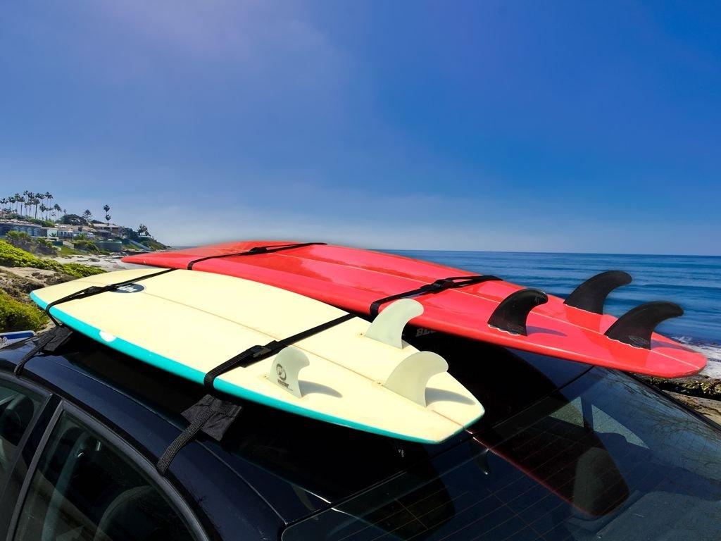 Block Surf Double Wrap Rack by Block Surf