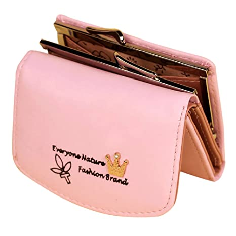 Chytaii Multifuncional Billetera Pequeña Paquete Clave Mini Monedero Billetera de mujer Regalo de Cumpleaños para Niña