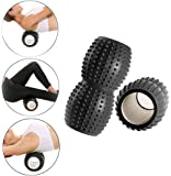 Cosway High Density Pilates Yoga Foam Roller for Trigger Point Massage, Muscle Recovery and Physical Therapy, US Stock