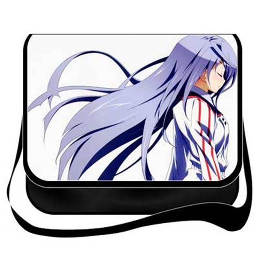 Gumstyle Infinite Stratos Anime Cosplay Handbag Messenger Bag Shoulder School Bags