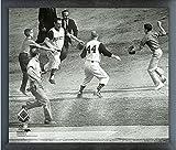 """Bill Mazeroski Pittsburgh Pirates MLB Photo (Size: 12"""" x 15"""") Framed"""