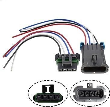 Amazon.com: AUTOKAY New Wire Harness Repair Connector Plug Spreader Salter  4 Terminals 3006724 3006844: AutomotiveAmazon.com
