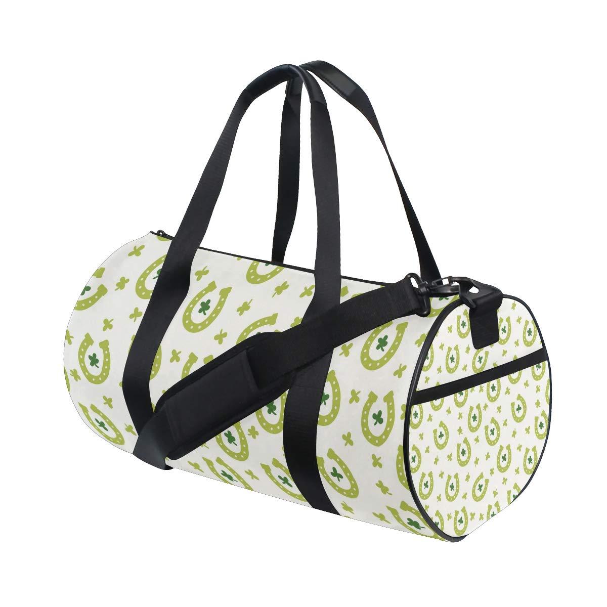 MALPLENA Birds Feathers Painting Drum gym duffel bag women Travel Bag