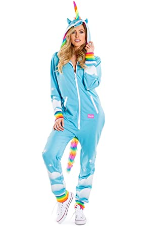 womens unicorn onesie cute comfy adult unicorn jumpsuit x small