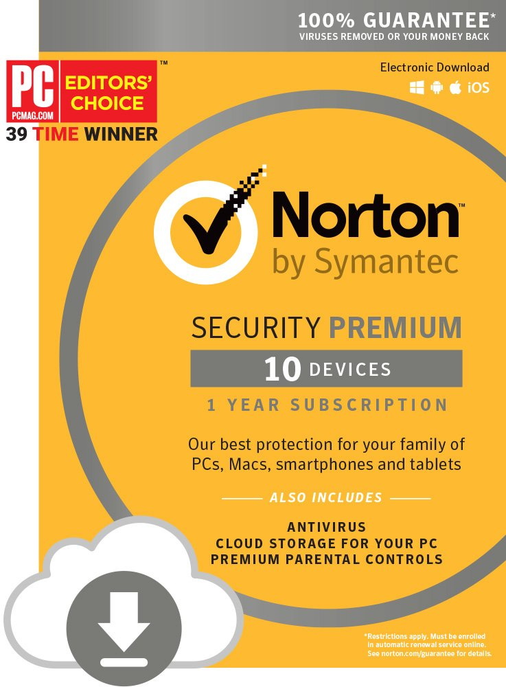 norton security premium 10 devices download code 43. Black Bedroom Furniture Sets. Home Design Ideas