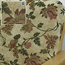 Bristol Garden Fitted Mattress Cover Full 204