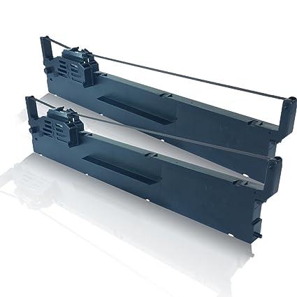 2 x Compatible para Impresora - 5 millones de caracteres - para ...