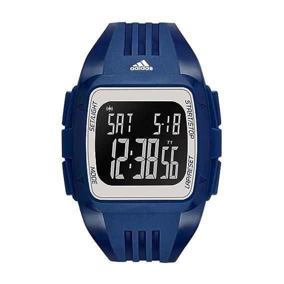 72ee7024d91e20 Adidas Performance ADP3265 Reloj Duramo, Cuadrado, Digital para Hombre