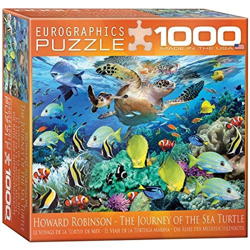 1000 piece fish puzzles - 7