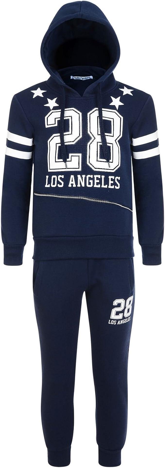 28 niños, diseño De Los Angeles-Chándal para niño, diseño De niña ...