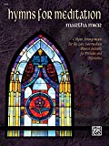 Church pianists are often asked to provide music that is reflective and meditative in nature. The six hymns in this collection by Martha Mier were chosen because of their beauty and for the messages of comfort and hope that they convey.Titles: * In t...