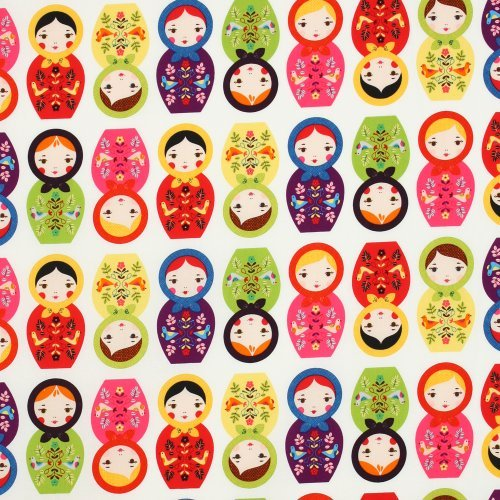 The 9 best matryoshka fabric for 2019