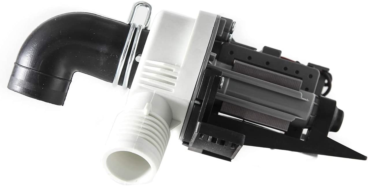 Siwdoy W10409079 Drain Pump Compatible with Whirlpool Maytag Washer WPW10409079, PS11754363, AP6021043