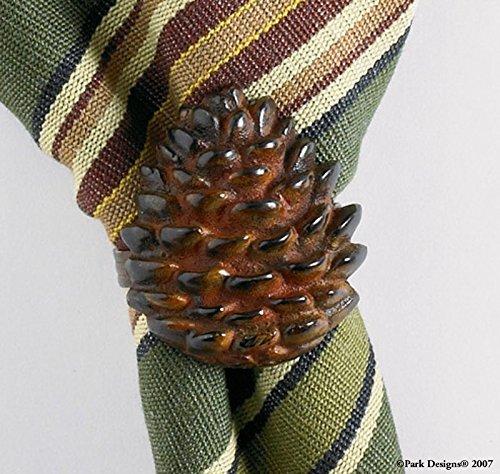 Pine Lodge Napkin Ring, Set of 4