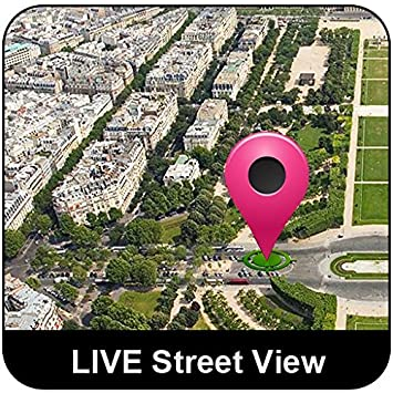 Live Satellite Map Of Earth.Amazon Com Street View Live With Earth Map Satellite Live Appstore