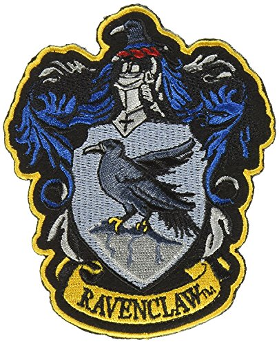 J&C Family Owned Application Raven Claw Theme Cosplay Applique Patch Great gift for Parties, Decoration. Or -