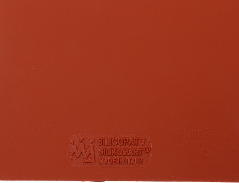 Silikomart 23.008.00.0062 SILICOPAT 8 SILICONE MAT 250X350 MM