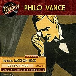 Philo Vance, Volume 1