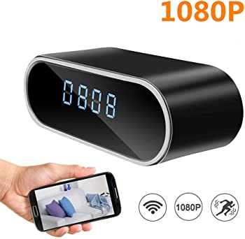 Ancoo Clock WiFi Full HD Spy Camera