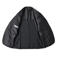 Four Seasons Jacket BYJ-10: Black
