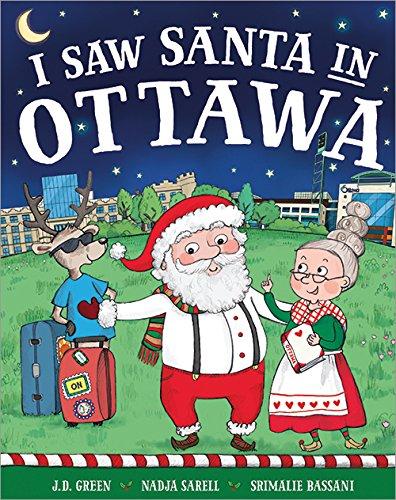 I Saw Santa in Ottawa PDF Text fb2 book