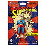 NJ Croce Superman Key Chain, 3'', Blue