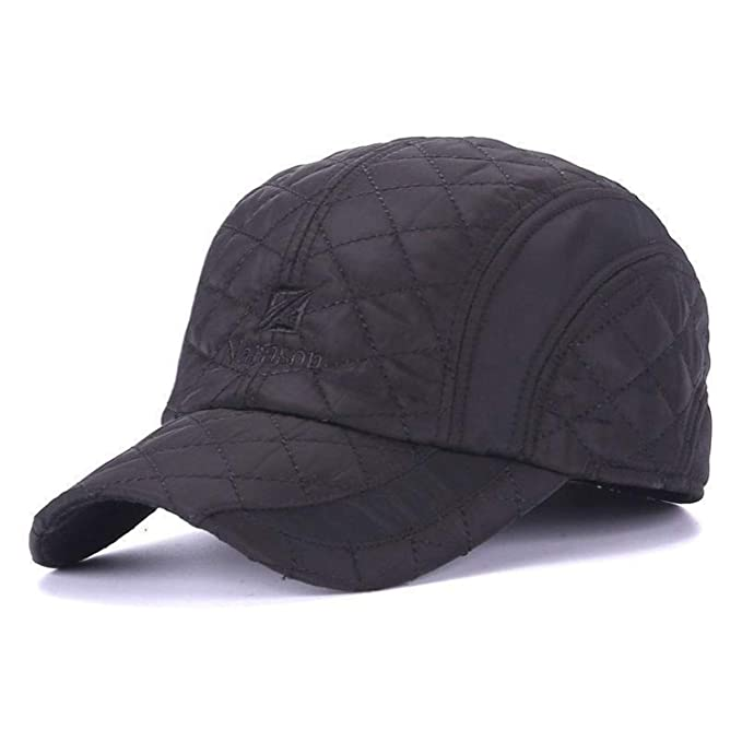 103e46f2956 Rzxkad Fashion Embroidery Baseball Cap Middle Aged Men Trucker Caps Dad Hats  Outdoor Leisure Sport Warm