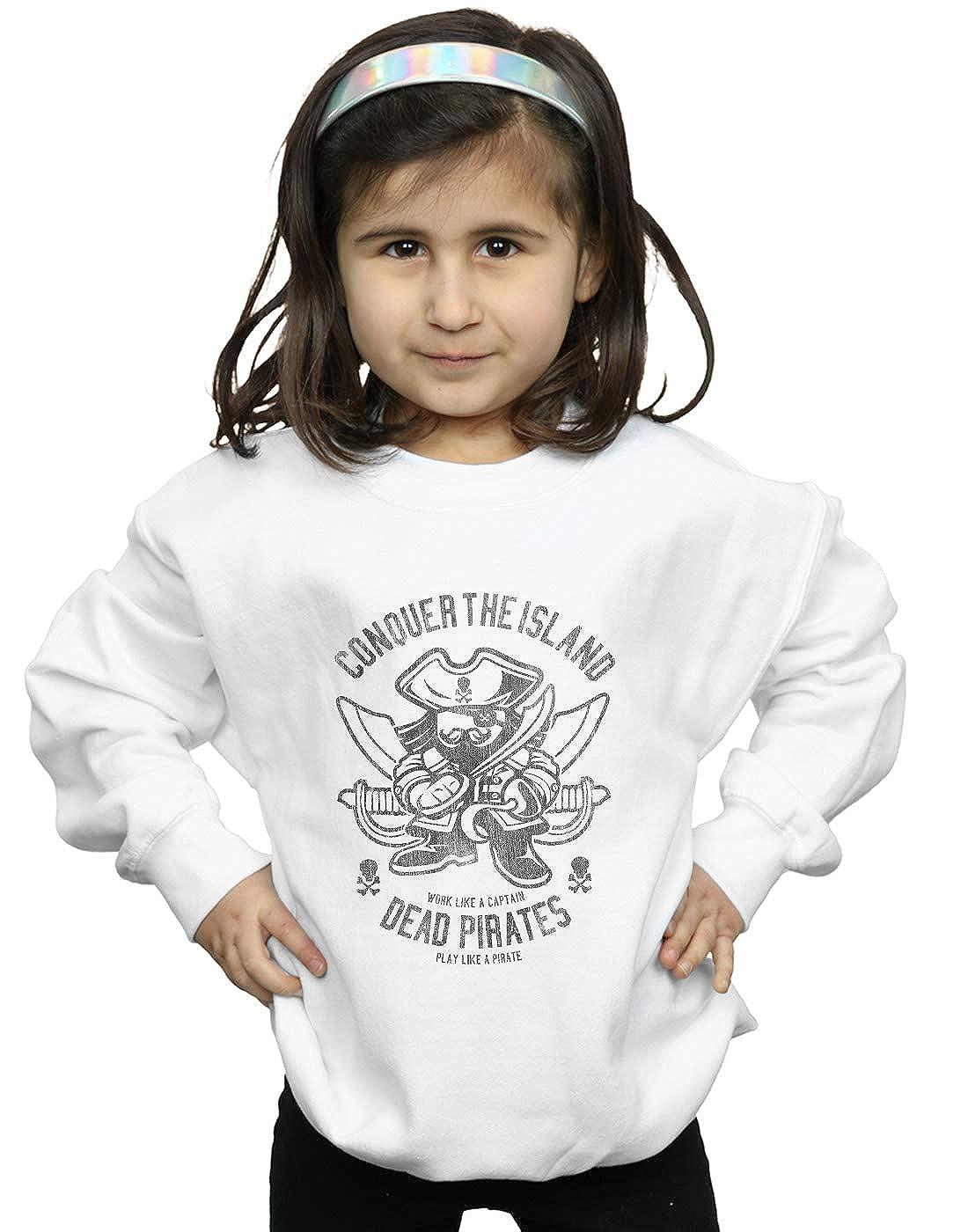 Absolute Cult Drewbacca Girls Dead Pirate Sweatshirt