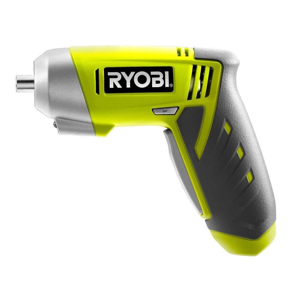 Ryobi R4SD - Destornillador 4V 1,3Ah Litio: Amazon.es: Bricolaje y ...