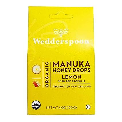 Amazon.com: Gotas de miel orgánica de manuka, 4.0 ...