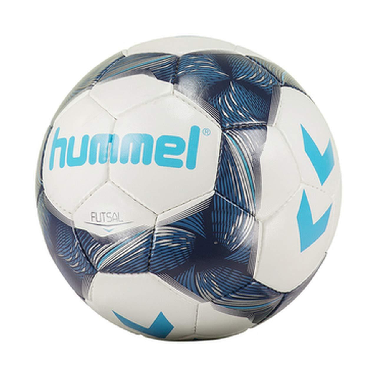Hummel Futsal - White/Vintage Indigo/turquesa, color multicolor ...