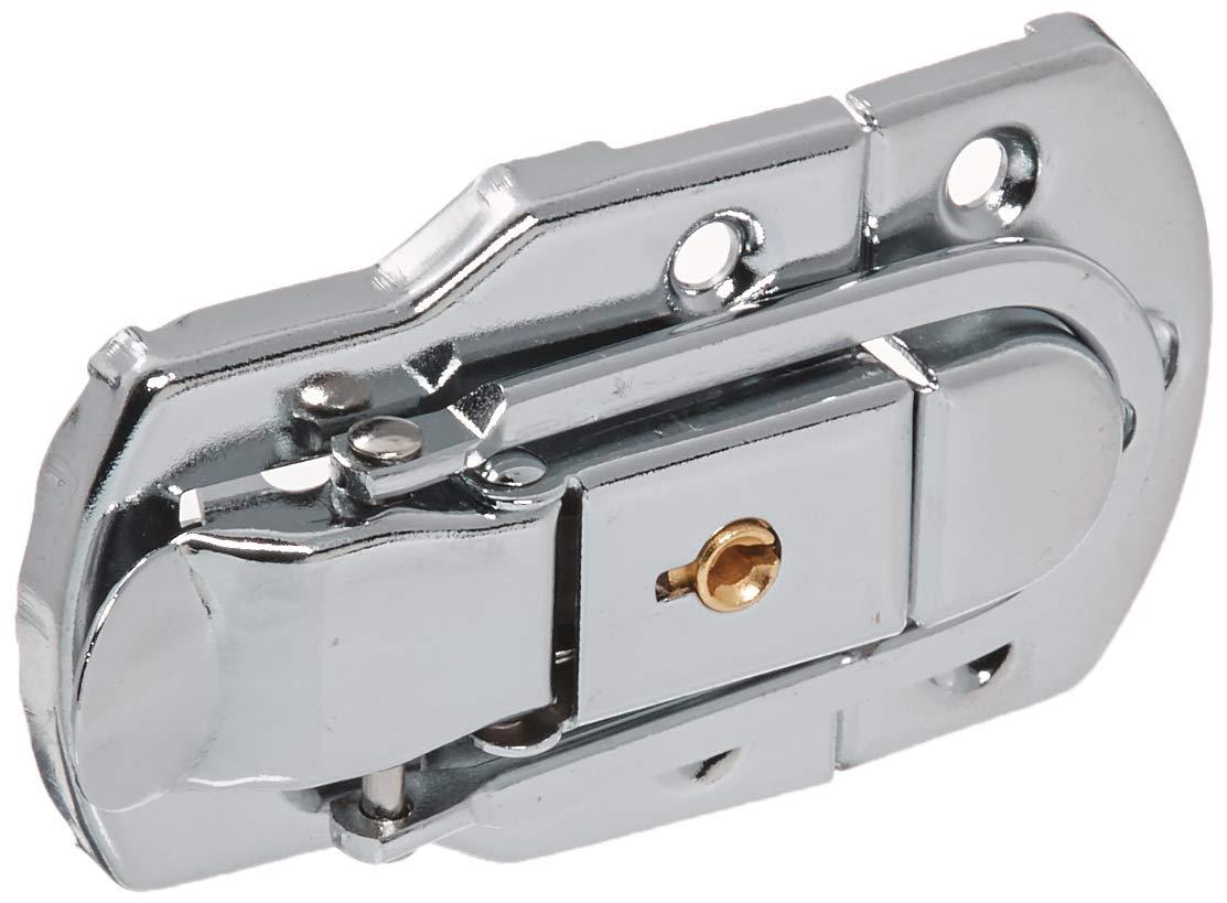 //® Maleta caja Trunk Lock 92/mm x metal Toggle Catch Latch cierre w clave Sourcingmap/